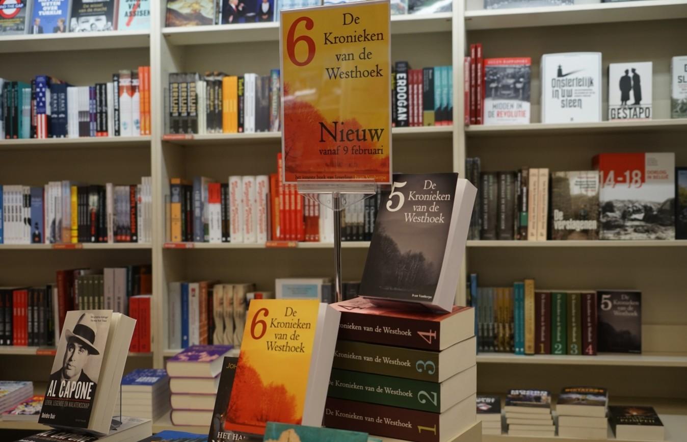 boek 6 bij De Standaard Boekhandel